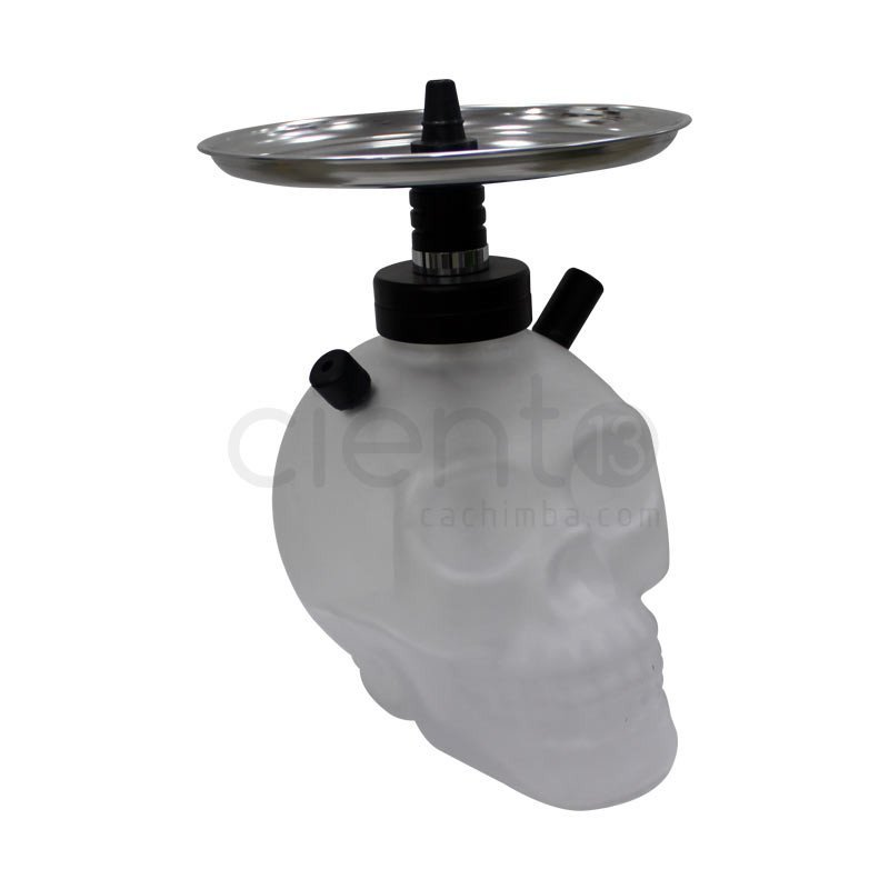SULTAN SKULL MATE BLACK