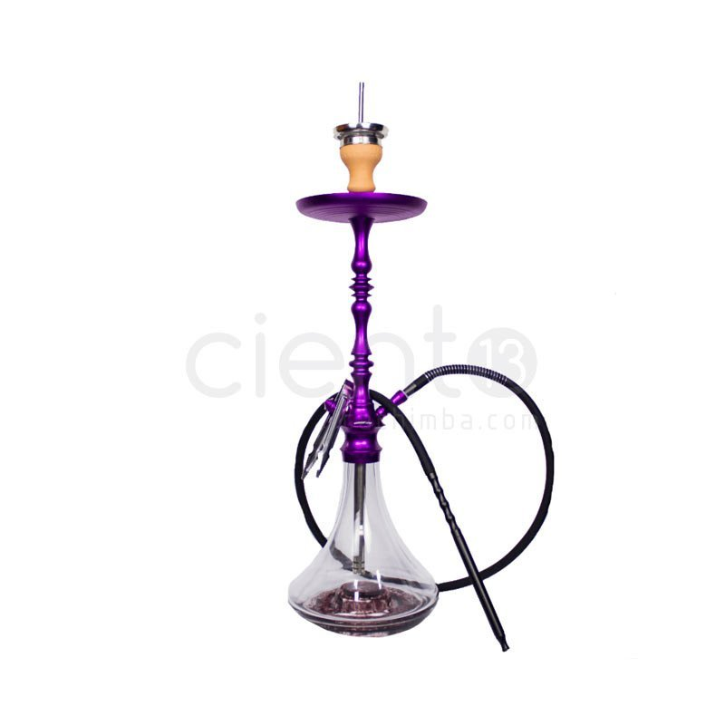 HOOKAH FLAME HF2 PURPLE